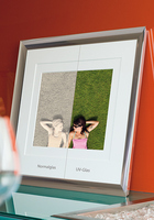 2mm anti reflective picture frame glass