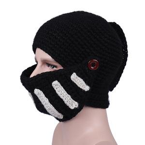 587f03eb82c8d Crochet Roman Helmet