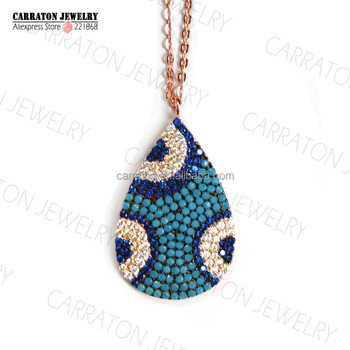 Turkish jewelry 925 sterling silver micro pave nano turquoise turkish jewelry 925 sterling silver micro pave nano turquoise pendant necklace aloadofball Choice Image