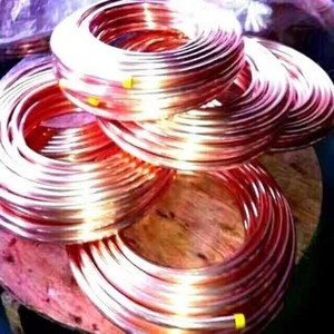 Manufacturer 8mm price Copper wire rod