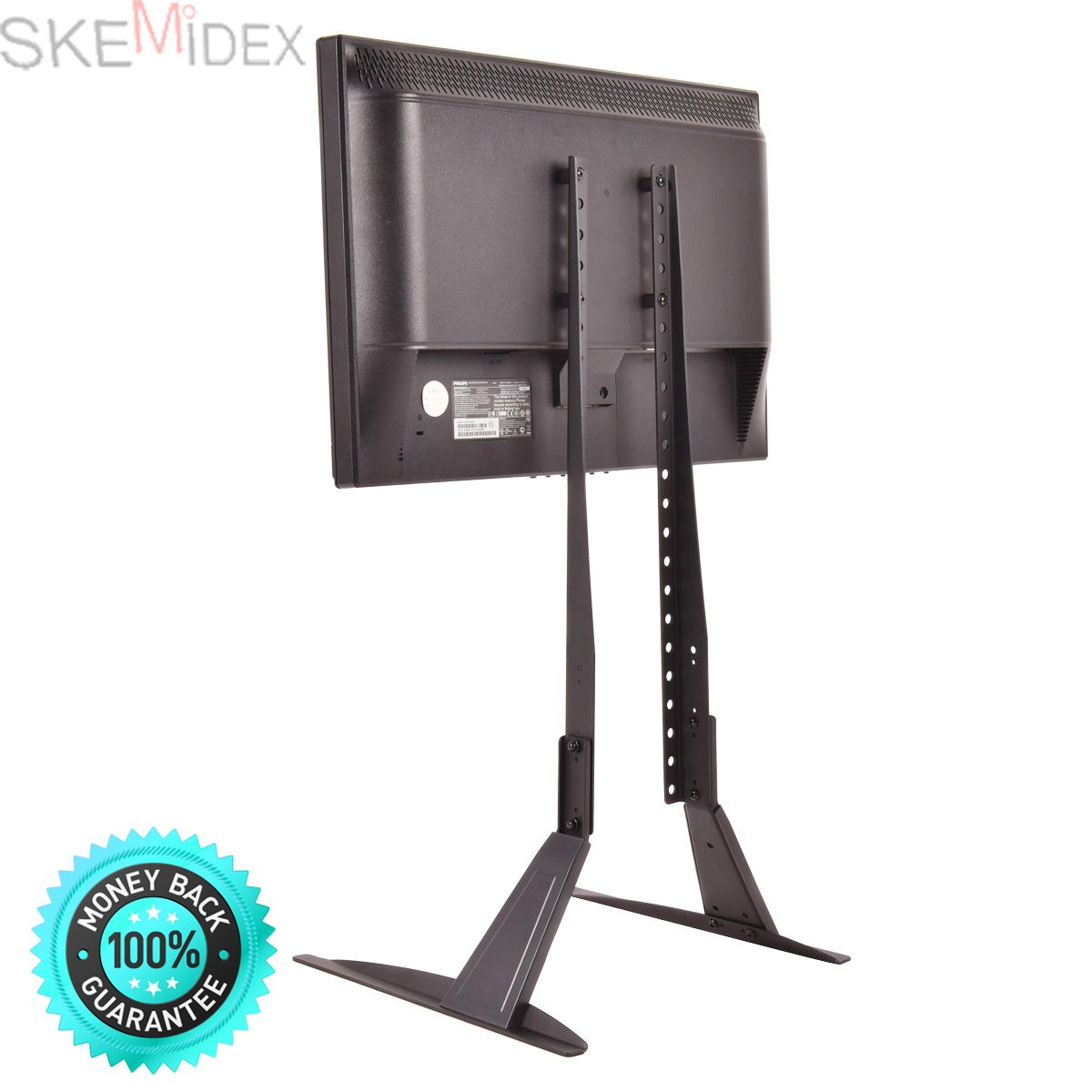 "65/"" Flat-Screen TVs Mount Universal LCD LED HD Table Top TV Stand Base for 37/"""
