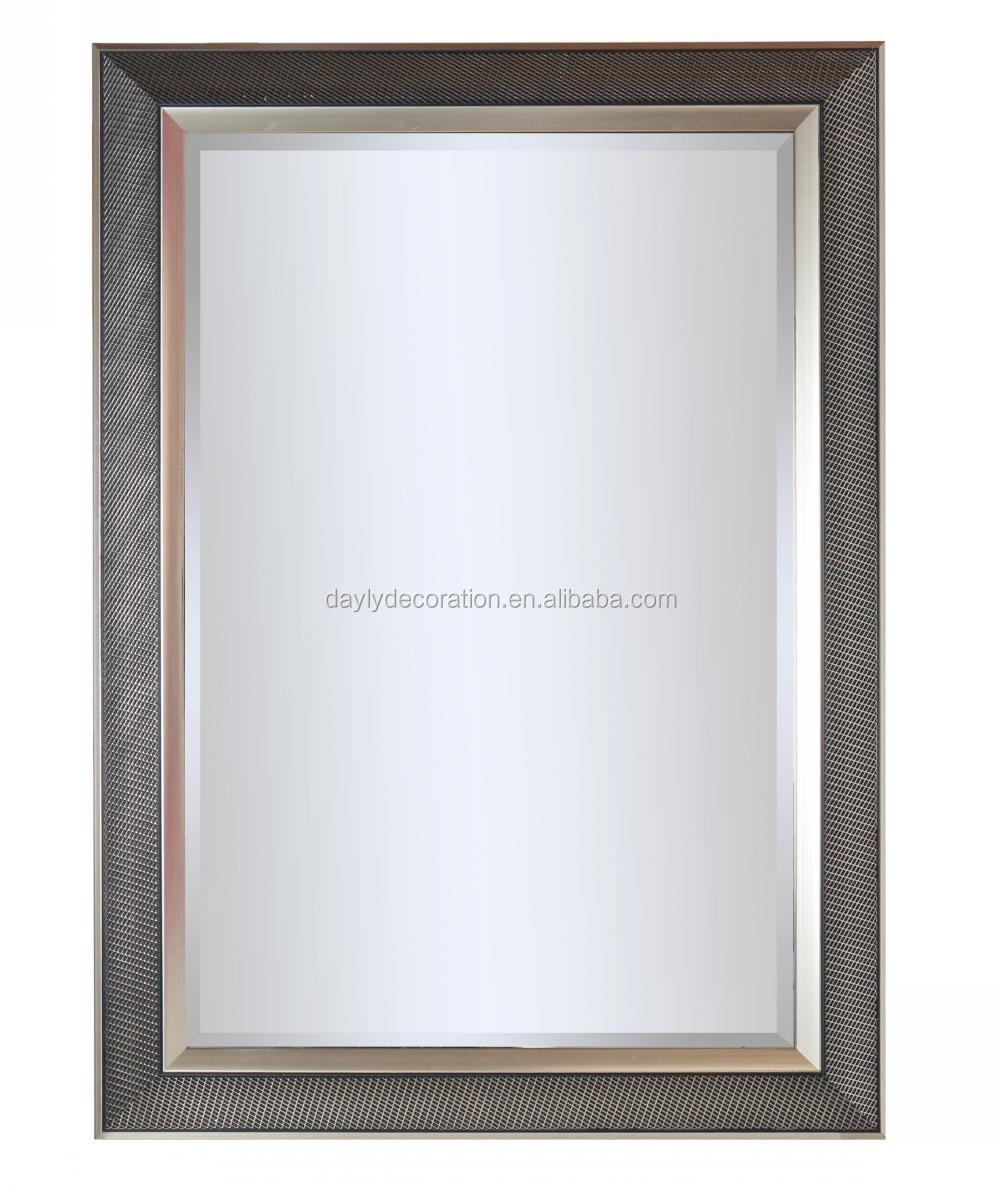 Size105x75cm Vimini Tessuto Argento Smussato Specchio Cornice - Buy  Smussato Specchio Telaio,Vimini Tessuto Smussato Specchio  Cornice,Size105x75cm ...