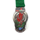 Custom Souvenir Decoration Metch Gift Cheap Challenge soccer anchor medals and trophies