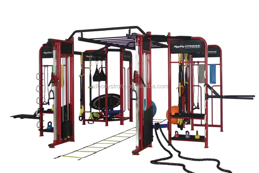 Multi functional trainer pro commercial fitness