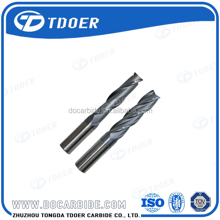 End mill carbide/Carbide cutting tools