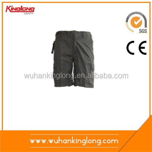 Professional High Quality Side Cargo Pockets Men Short Pants