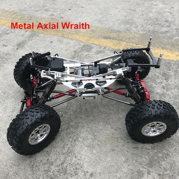 New Kyx 1/10 Scale Rc Car All Metal Axial Wraith Chassis Rtr W/ Lexan Body  - Buy Metal Axial Wraith,Wraith Chassis,1/10 Rc Car Product on Alibaba com