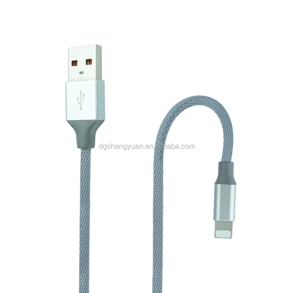 Fast charge Data transmission USB Cable For Android For iPhone 6 6S 7Plus
