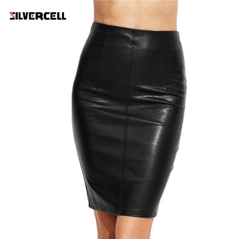 65423bd79bdef Black A Line Denim Skirt 2017