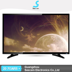 LED TV 32 Inch Smart Televisions with USB, VGA Port Factory Price