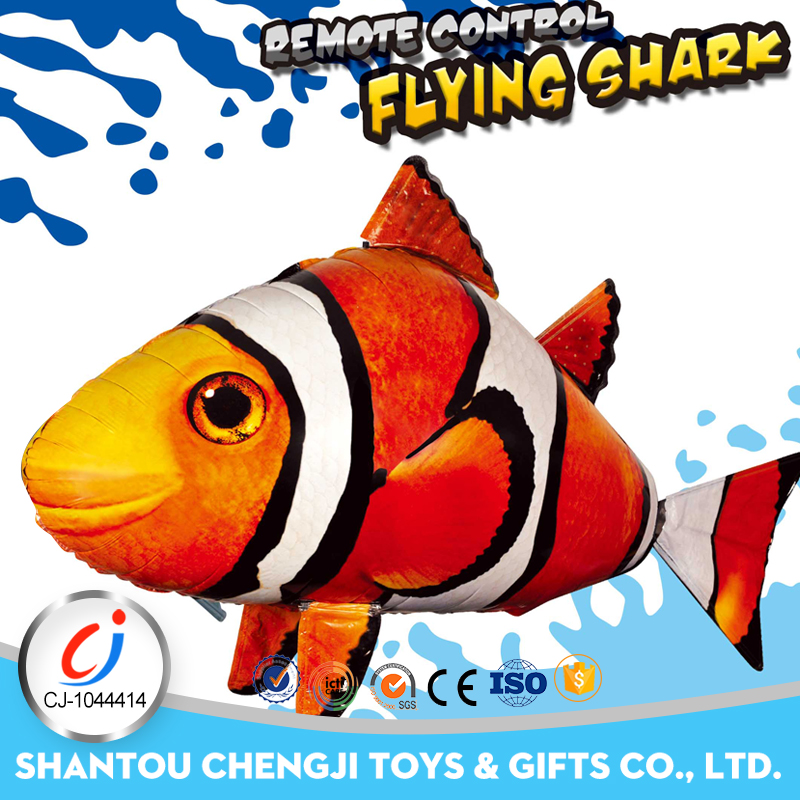 New china products amazing radio rc flying animal remote control fish