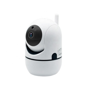 Remote Control 1080P 360 Degree Night Vision PTZ Auto Tracking Wireless Wifi IP Security Action Camera