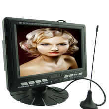7 inch portable radio tv stations