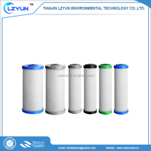 "Favorable Price Water Filter Plant CTO10""20"""