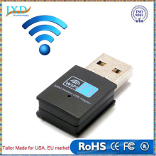 300Mbps Wireless network Card Mini USB Router wifi 802.11n/g/b WI-FI LAN Internet Adapter for computer Android TV Box