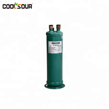 COOLSOUR Heat Exchanger Of Gas-Liquid Separator For Refrigeration