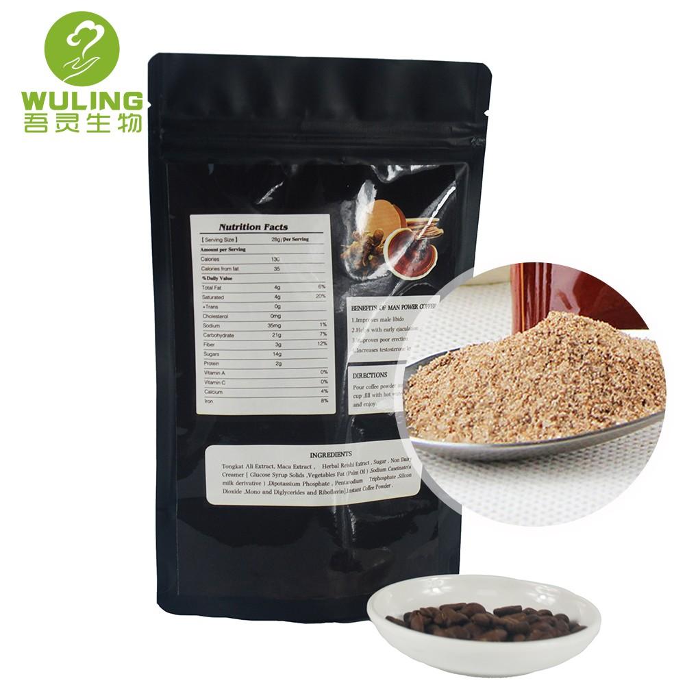extracto de café verde en grano y disfunción eréctil