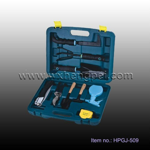 car tool box/ 10pcs tool kits for car repairing