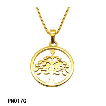 Hot High Quality Round Tree Of Life Crystal Ethiopian Gold Jewelry With Good Price
