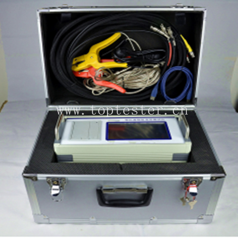Under Standard DL / T9112004, Transformer Winding Deformation Tester, Transformer Deformation Degree Analyzer