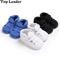 Top Leader 2018 Hot Baby Boy Shoes Soft Bottom Breathable Casual Baby First Walkers