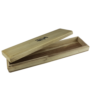 Wholesale New Design Rectangular Engraved Glossy Lacquer Finish Wooden Incense Burner Box