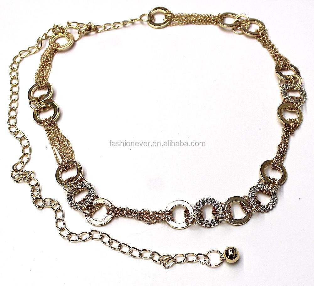 Женские металлический ремень цепочка плетеный кожаный ремень мужской