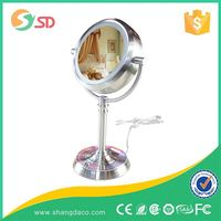 ETL high-end small sqaures connected modern wall mirror for home decoration