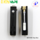 2017 hot products cbd oil burner glass pipe 510 branded e cigarette Coil atomizer vape Cartridge Key fob vaporizer