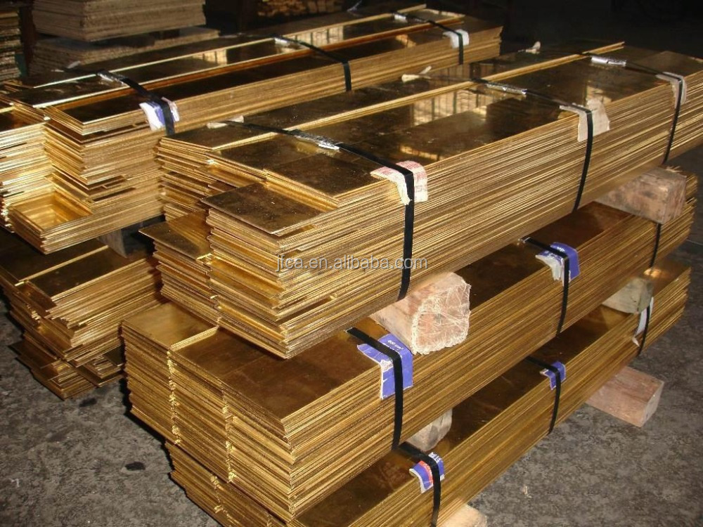 High precision beryllium copper sheet in various sizess