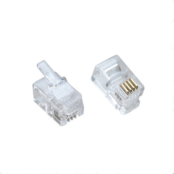 Best Selling Rj9 Telephone Terminal Connector 4p4c Plug - Buy Rj9 Telephone  Terminal Connector,Rj9 Telephone Terminal Connector 4p4c Plug Product on