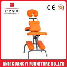 Good price Colourful Folding Salon SPA Chair Massage Chair