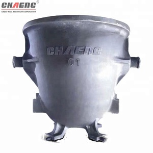 Foundry Pouring Ladle, Steel Casting Slag Pot for Steel Plant