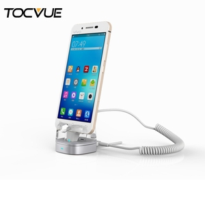 New Design Tocvue Dual Angle Display Mobile Security Display Stand For Cell Phone