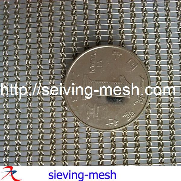 316 Decorative Wire Mesh Roll / Decorative Rope Net / Wire Mesh ...