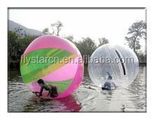 fun water walking giant inflatable clear ball