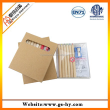 Very cheap price back to school stationery set