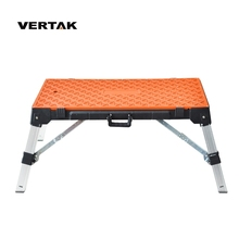 VERTAK Foldable Mobile Woodworker Workbench With Wheels