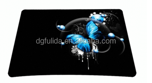 Custom best personalized mouse pads in Dongguan Fulida
