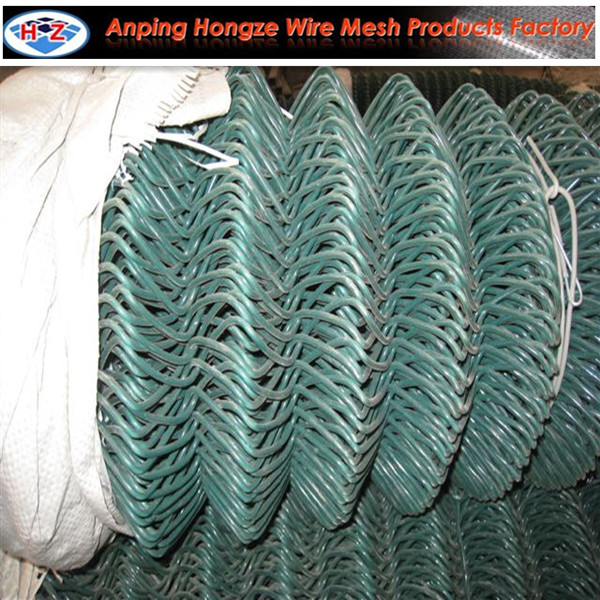 China galvanized tension wire chain link fence wholesale 🇨🇳 - Alibaba