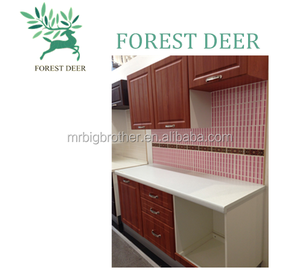 Modern design kitchen cabinets made in china