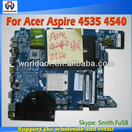 Laptop Motherboard For Acer Aspire 4535 4540 With Fully Tested ...