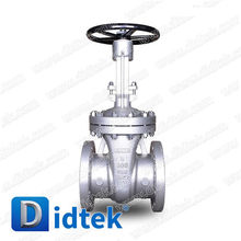 Didtek Flange Ends Stainless Steel Rising Stem Flexible Wedge Gate Valve