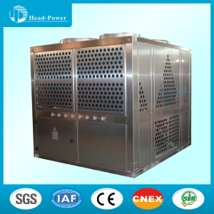 Air Source Heat Pump Water Heater Chiller