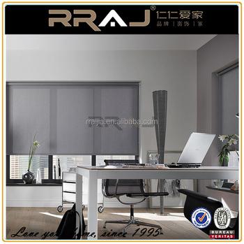 rraj room darkening sun screen roller curtains and blinds