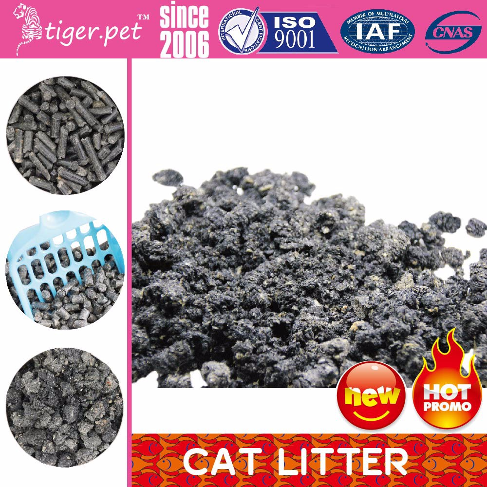 Recycled Cat Activated Charcoal Wood Litter Cat Sand Buy