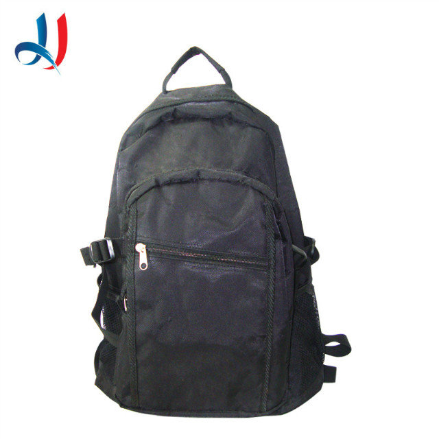 fashionable custom simple sports backpack China manufacture for high school