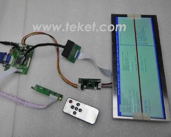 Auto Display Auo 12 3 Pollice Del Pannello Retroilluminato A Led C123han01 0 12 3a 1920x720 700cd M2 1000 1 Con Lvds Cavo E Mini Itx Sistemi Buy