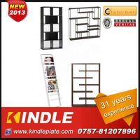 Kindle Professional Customized rug rack displays with 31 years experience