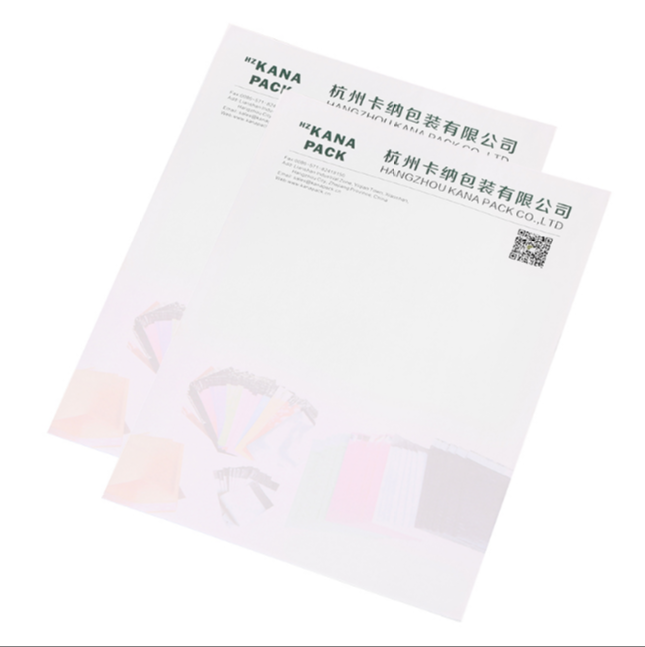 Wholesale custom printing company a4 paper note pad